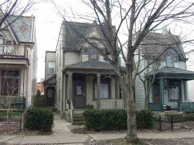 Newport Single Family Home For Sale: 908 Park Avenue