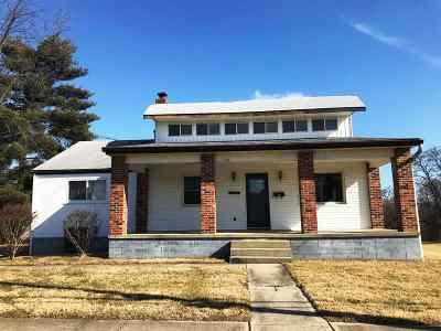 Elsmere Single Family Home For Sale: 1247 & 1255 Garvey