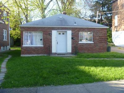 Covington Single Family Home For Sale: 308 Hawthorne Street