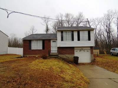 Kenton County Single Family Home For Sale: 7610 Covered Bridge