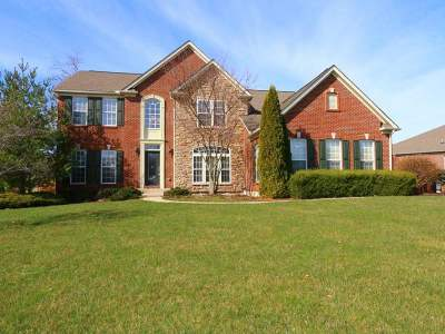 Boone County Single Family Home For Sale: 1161 Monarchos Ridge