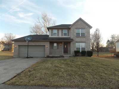 Boone County, Campbell County, Kenton County Single Family Home For Sale: 2611 Burdsall Drive
