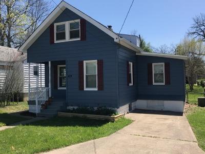 Elsmere Single Family Home For Sale: 419 Buckner Street