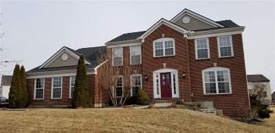 Union Single Family Home For Sale: 8483 Saint Louis Boulevard