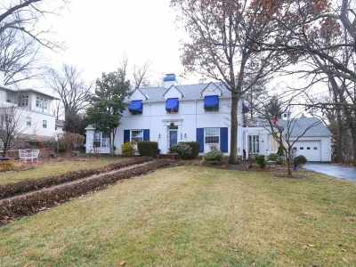 Single Family Home For Sale: 214 Edgewood Road