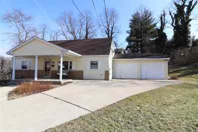 Fort Thomas Single Family Home For Sale: 48 Margarete Lane