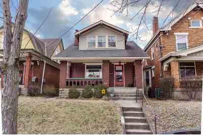Covington Single Family Home For Sale: 2111 Oakland Avenue