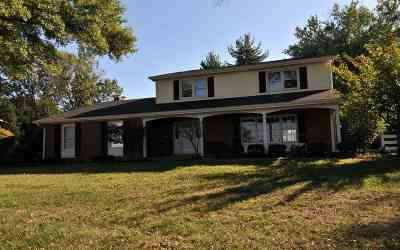 Crestview Hills Single Family Home For Sale: 205 College Park Drive