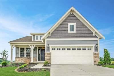 Alexandria Single Family Home For Sale: 7267 Rimrock Lane