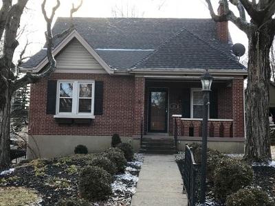 Single Family Home For Sale: 25 Requardt Lane SE