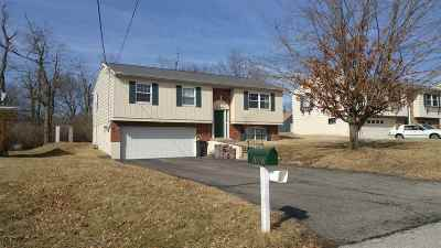 Dayton Single Family Home For Sale: 1021 Lincoln