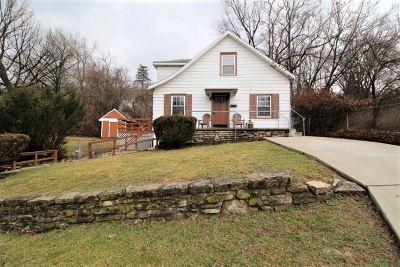 Covington KY Single Family Home New: $129,900
