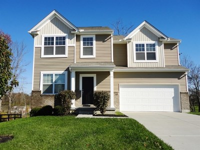 Rental Leased: 846 Stablewatch Drive