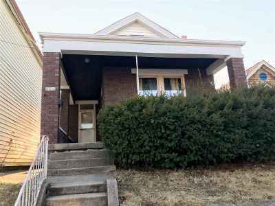 Latonia, Taylor Mill Single Family Home For Sale: 3207 Grace Ave.