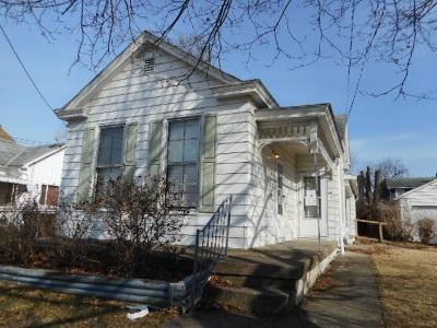 Covington Single Family Home For Sale: 2754 Dakota Avenue