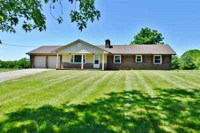 Gallatin County Single Family Home New: 8135 Ky Highway 16