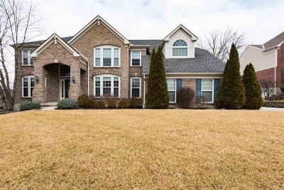 Boone County Single Family Home New: 2416 Lost Willow Court