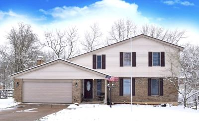 Union Single Family Home For Sale: 705 Oakridge Drive