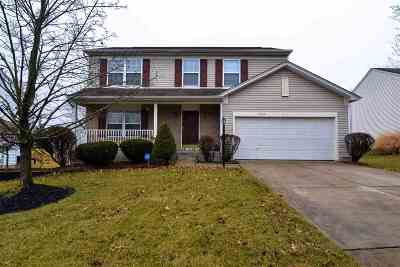 Florence Single Family Home New: 7337 Cumberland Circle