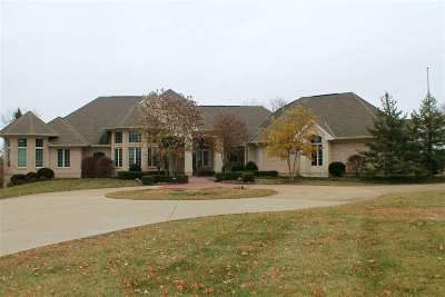 Taylor Mill Single Family Home For Sale: 5370 Old Taylor Mill Road