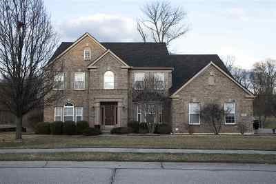 Boone County Single Family Home New: 14967 Cool Springs Boulevard