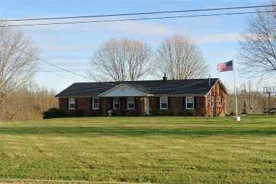 Grant County Farm For Sale: 2001 Gardnersville Road