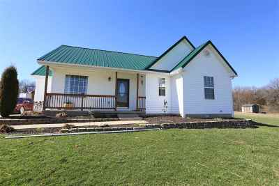 Pendleton County Single Family Home For Sale: 93 Ashley Court
