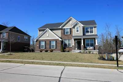 Alexandria Single Family Home For Sale: 7674 Arcadia Boulevard