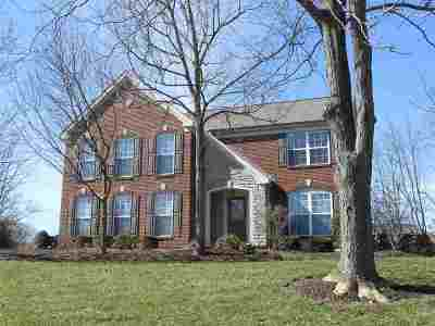 Union Single Family Home For Sale: 9801 Burleigh Lane