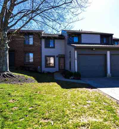 Boone County Condo/Townhouse For Sale: 6519 Summerfield Drive
