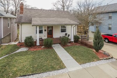 Fort Thomas Single Family Home For Sale: 42 Forest Avenue