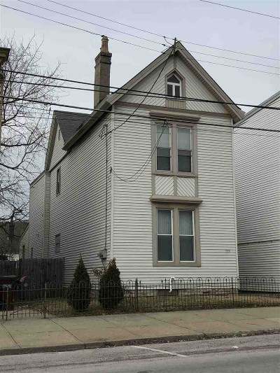 Campbell County Multi Family Home For Sale: 339 E 10th Street