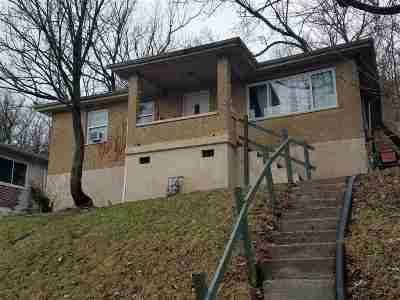 Covington, Erlanger Single Family Home For Sale: 617 Edgecliff Street