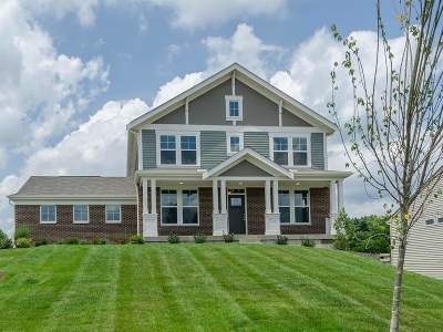 Independence Single Family Home For Sale: 10072 Meadow Glen Drive