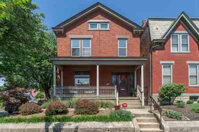 Newport Single Family Home For Sale: 801 Washington Avenue