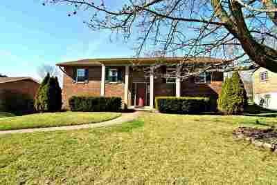 Edgewood Single Family Home For Sale: 3044 Edge Mar Drive
