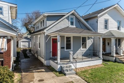 Bromley, Ludlow Single Family Home For Sale: 217 Deverill