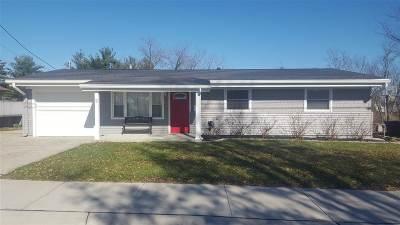 Alexandria Single Family Home For Sale: 2 Sheridan Drive