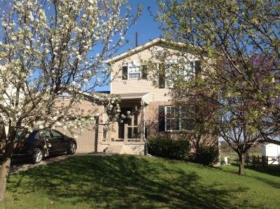 Hebron Single Family Home For Sale: 3242 Campaign Drive