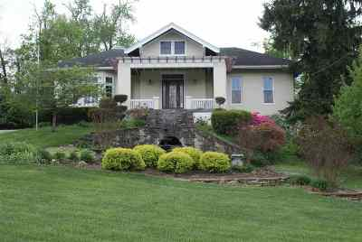 Fort Thomas KY Single Family Home For Sale: $675,000
