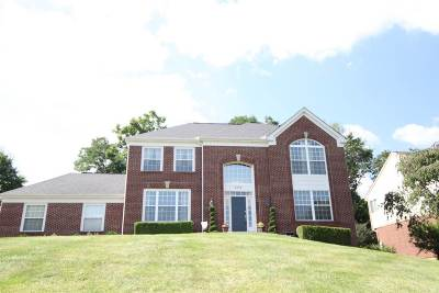 Hebron Single Family Home For Sale: 2176 Treetop Lane