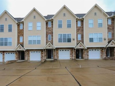 Kenton County Condo/Townhouse For Sale: 1555 Don Martin Drive
