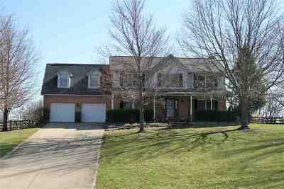 Single Family Home Sold: 101 Charles Givins