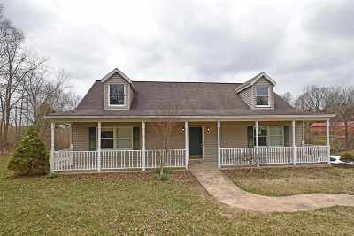 Alexandria Single Family Home For Sale: 10562 S Licking Pike