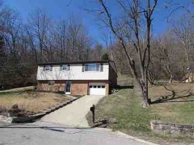 Campbell County Single Family Home For Sale: 7 Beverly Circle