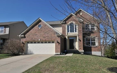 Burlington Single Family Home For Sale: 7688 Falls Creek Way