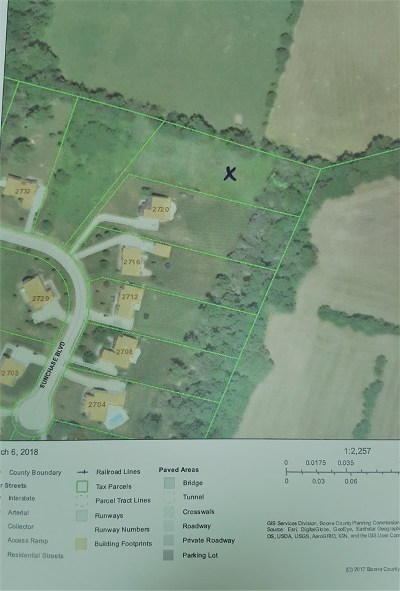 Hebron Residential Lots & Land For Sale: 2724 Sunchase
