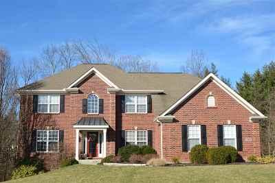 Union Single Family Home For Sale: 1044 Aristides Drive