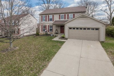 Union Single Family Home For Sale: 9992 Bent Tree Circle