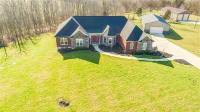 Independence Single Family Home For Sale: 1661 Bird Road